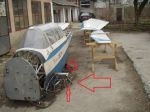 Zlin Z-326 M project for sale